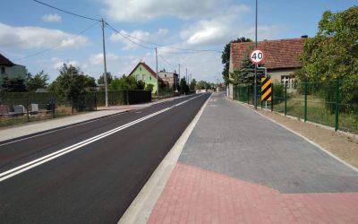 Przebudowa drogi wojewódzkiej nr 338