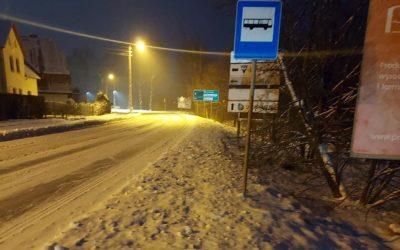 Przystanek przy ul. ks. Jana Puka