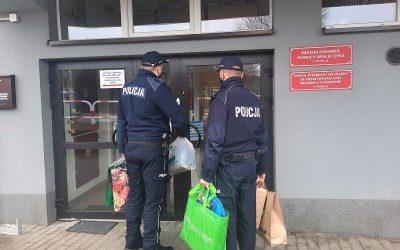 Wołów policja