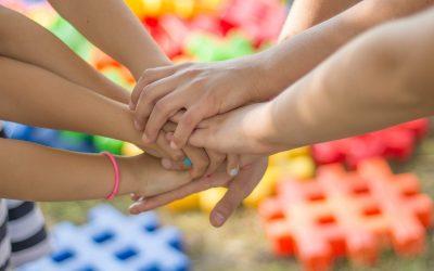Dzieci ręce