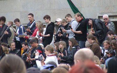 Gitarowy Rekord Świata Wrocław 2006