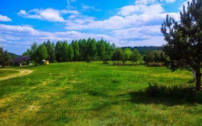 Krajobraz Wołowa
