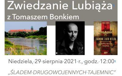 Zwiedzanie Lubiąża z Tomaszem Bonkiem