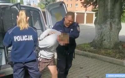 Policja Wołów