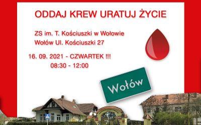 Oddaj Krew Wołów